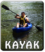 Kayak down the river
